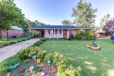 Horn Lake Single Family Home For Sale: 3655 Heathcliff Drive