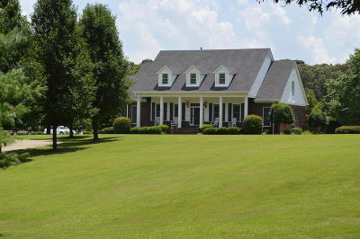 Tate County Single Family Home For Sale: 250 Salem Road