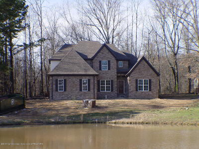 Southaven Single Family Home Active/Contingent: 3418 Woodland Trace