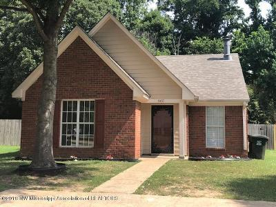 Southaven Single Family Home For Sale: 5437 Gibbons Cove