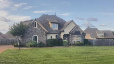 Desoto County Single Family Home For Sale: 4950 Bowie Lane