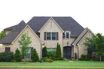 Desoto County Single Family Home Active/Contingent: 6236 N Bear Cove