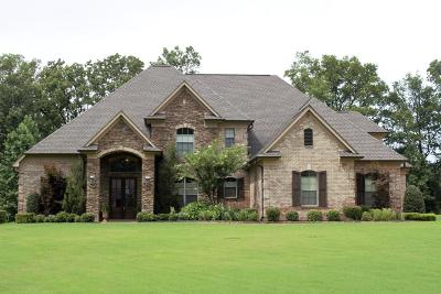 Olive Branch Single Family Home For Sale: 7410 Featherston Cove