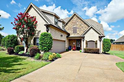 Hernando Single Family Home For Sale: 815 Saddle Creek Cove