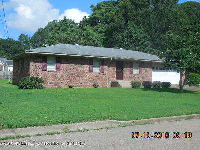 Tate County Single Family Home For Sale: 102 McClure Street