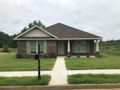 Southaven MS Single Family Home For Sale: $183,000