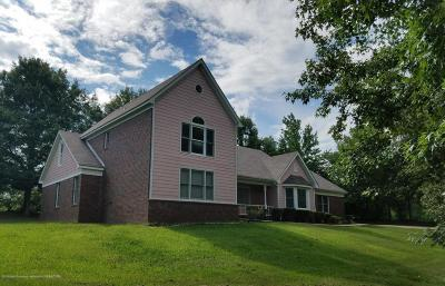 Marshall County Single Family Home For Sale: 205 Parker Road