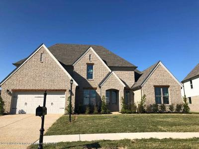 Olive Branch Single Family Home For Sale: 13187 Willow Nest Drive