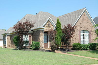 Southaven MS Single Family Home For Sale: $194,500