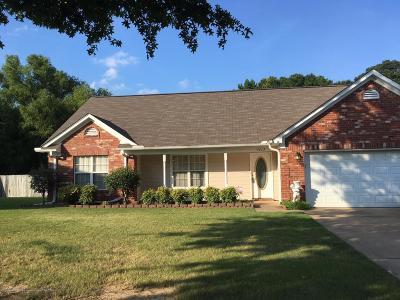 Hernando MS Single Family Home For Sale: $171,000