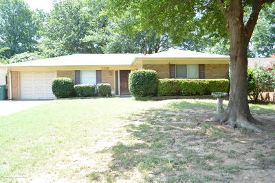 Southaven Single Family Home For Sale: 2135 Custer Drive