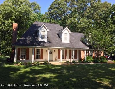 Nesbit MS Single Family Home For Sale: $224,900
