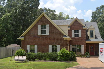 Desoto County Single Family Home For Sale: 2597 Westwind Drive