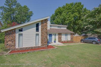 Desoto County Single Family Home For Sale: 8391 W Lakeshore Drive