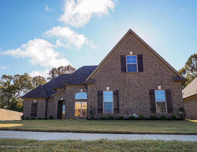 Desoto County Single Family Home For Sale: 3439 Tate's Way