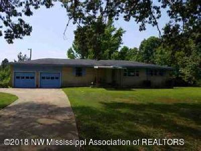 Olive Branch Single Family Home For Sale: 7563 W Sandidge Road