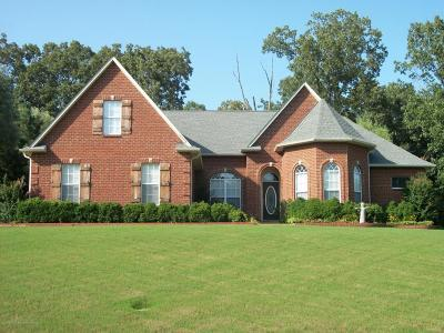 Olive Branch MS Single Family Home For Sale: $249,900