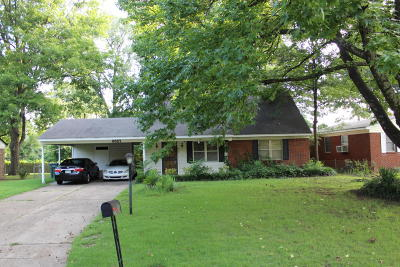 Southaven Single Family Home For Sale: 8667 Bunker Hill Drive