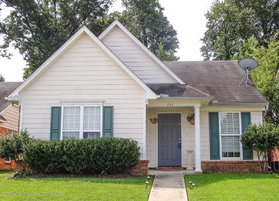 Southaven Single Family Home For Sale: 731 Burton Lane