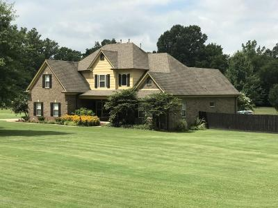 Southaven Single Family Home Active/Contingent: 4033 Swinnea Road