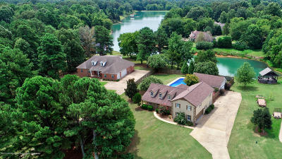 Olive Branch Single Family Home For Sale: 5171 Summers Creek Road