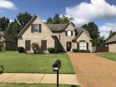 Olive Branch MS Single Family Home For Sale: $205,000