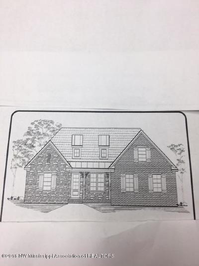 Horn Lake Single Family Home For Sale: 4749 Spike Lane