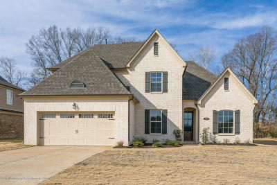 Southaven Single Family Home For Sale: 5251 Forest Bend Cove