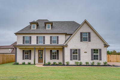 Southaven Single Family Home For Sale: 2060 Redwood Road