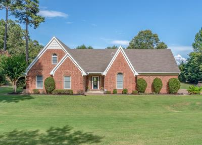 Olive Branch Single Family Home For Sale: 6280 Autumn Oaks Drive