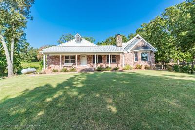 Potts Camp Single Family Home For Sale: 3770 Bethlehem Road