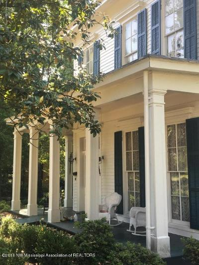 Holly Springs Single Family Home For Sale: 485 Salem Avenue