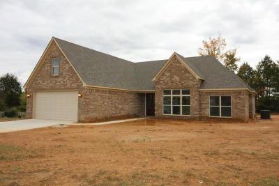 Byhalia Single Family Home For Sale: 35 Pearson Cove