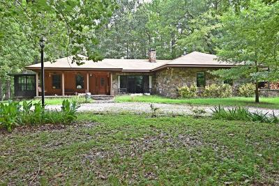 Hernando Single Family Home For Sale: 1980 W Oak Grove Road