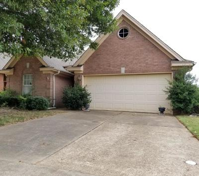 Olive Branch Single Family Home Active/Contingent: 9758 N Dogwood Manor