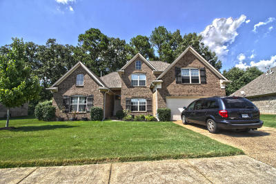 Olive Branch Single Family Home For Sale: 6372 Red Bird Drive