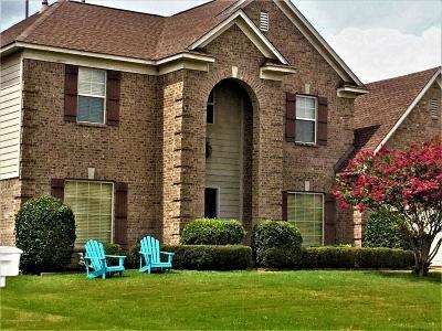 Olive Branch Single Family Home For Sale: 7269 Grandiflora Drive