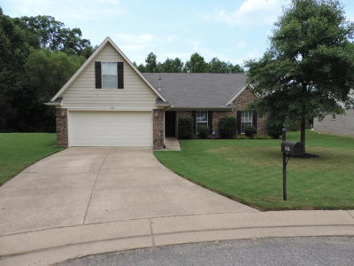 Southaven Single Family Home For Sale: 1526 W Madison Cove