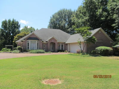 Walls Single Family Home For Sale: 5715 Cedar Lake Dr