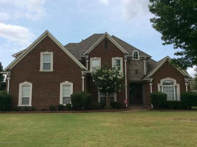 Olive Branch Single Family Home For Sale: 4832 Wedgewood Drive