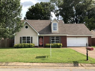 Horn Lake Single Family Home For Sale: 2515 S Avalon Drive