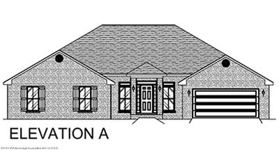 Olive Branch Single Family Home For Sale: 8560 Courtly Circle S