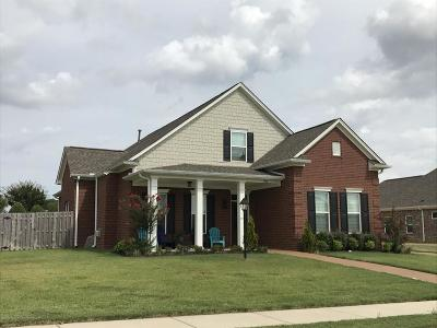 Olive Branch Single Family Home For Sale: 7304 Wind Drive