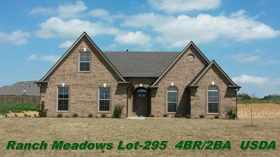 Walls MS Single Family Home For Sale: $174,900