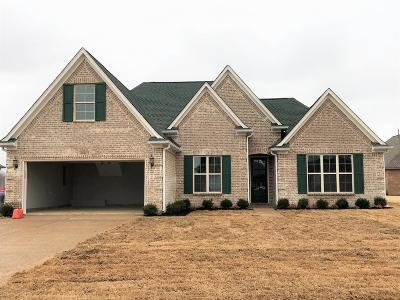 Horn Lake MS Single Family Home For Sale: $188,500
