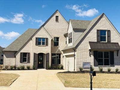 Olive Branch MS Single Family Home For Sale: $303,688