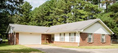Tate County Single Family Home Active/Contingent: 2797 Hwy 306