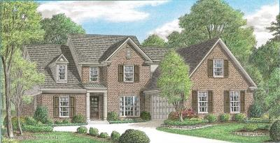 Olive Branch MS Single Family Home For Sale: $336,846