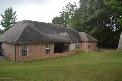 Tate County Single Family Home For Sale: 103 Dkh Cove