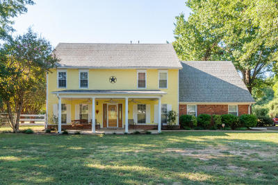 Olive Branch MS Single Family Home For Sale: $289,900